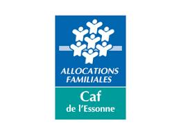 Logo de la CAF de l'Essonne