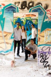 Digital Pourpre groupe de jazz reggae funk rock