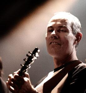 Concert Franck Julien au café associatif de Cerny