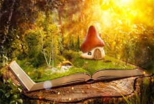 livre de contes
